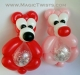 Novelty* Candy Filled Balloon Gifts for Party Guests