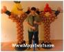 Angry Birds Balloon Columns