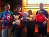Captain America, Thor, Fix-it Felix Jr. and Fat Albert